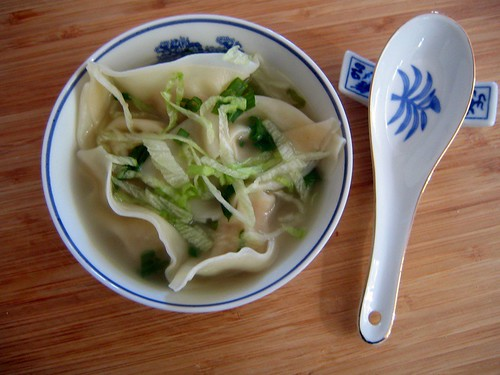 Beyond recipes a food and recipe blog wonton soup this recipe is amazing its the best wonton soup ive ever eaten better than even the best chinese restaurant the greatest part is its even easier to forumfinder Gallery