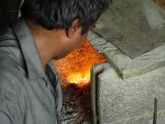 fire flame blaze ( Ameer Macro ) Tags: fire flame saudi inferno blaze  ksa firebrand