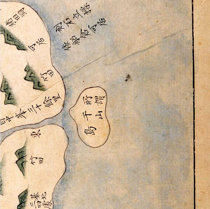 Paldo Yeojido - Gangwondo - Ulleungdo 2