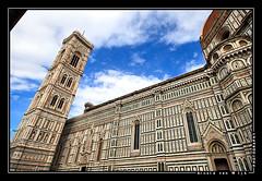 Firenze (Arnold van Wijk) Tags: italy canon eos florence italia cathedral tuscany dome firenze brunelleschi 30d santamariadelfiore piazzadelduomo tuscana