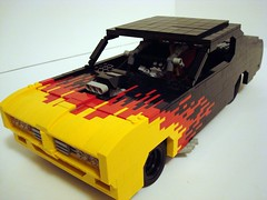 ModifiedMachines04 (Lino M) Tags: seattle drag one lego great hotrod modified pontiac gto machines custom build challenge lino lugnuts 68 funnycar the dragracer 68pontiacgto 68pontiac
