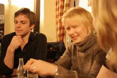 Colum:  You sure? (exp0sure1) Tags: wedding friends party olivia drinks liv colum mclennan cavanagh