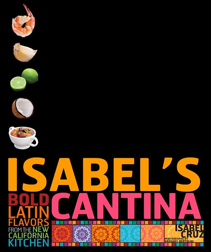 Isabel's Cantina book jacket