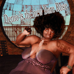 Second Life Fashion alert : Demo is the new Bare Rose