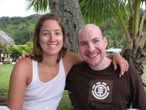 Alexandra and I