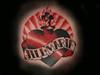 Sacred Heart Tattoo By Dan Kubin