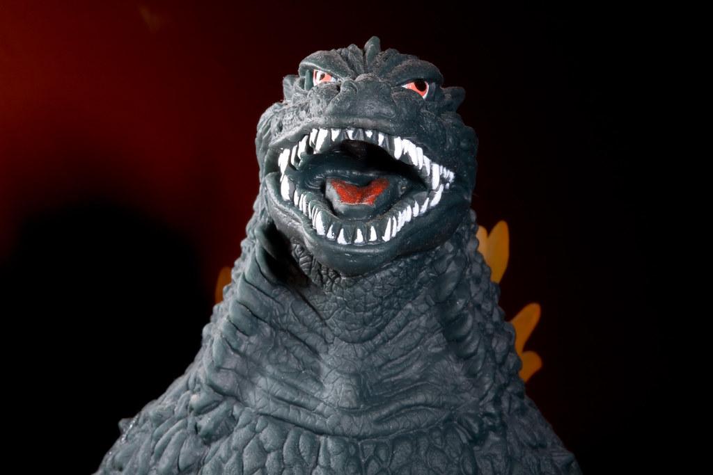 Big Godzilla Toys 109