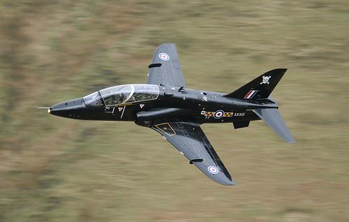 100 Squadron Hawk