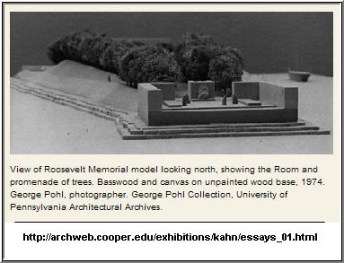 Model - Facing North