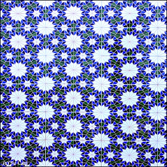 Andalucian stars (Sir Cam) Tags: geometric stars spain patterns muslim andalucia moorish islamic salobrena costatropical sircam superbmasterpiece