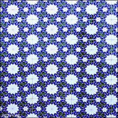 Andalucian stars (Sir Cam) Tags: geometric stars spain patterns muslim andalucia moorish islamic salobrena costatropical sircam superbmasterpiece