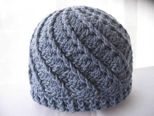Free Pattern Crochet : ADULT CROCHET FREE HAT PATTERN - CROCHET PATTERNS