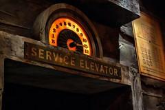 Disney - Service Elevator
