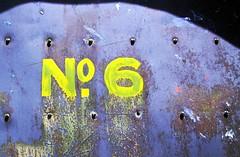 Door 6 (ssoross1) Tags: iron doors sydney sydneyolympicpark newingtonarmory