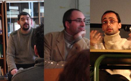 Conferenciantes Copyleft Alicante 2008