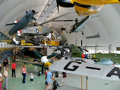 Royal Air Force Museum : Perfect for a rainy day out with the kids