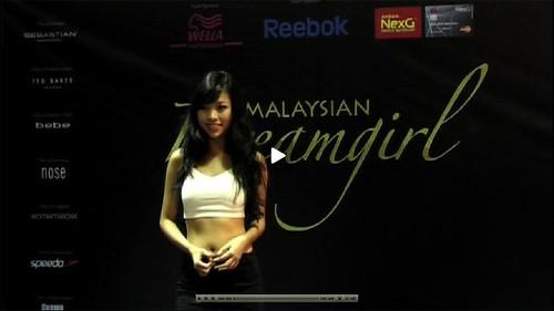 Cheesie in Malaysian Dreamgirls