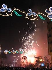 Fallas Festival Valencia