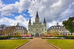 St. Louis Cathedral (Erik Holmberg) Tags: new la orleans louisiana neworleans nola