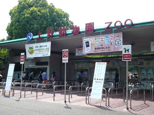 上野:上野動物園01
