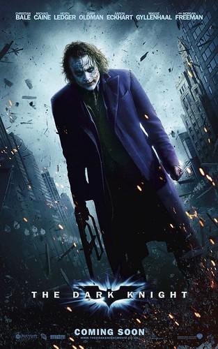 Poster El caballero oscuro Dark Knight