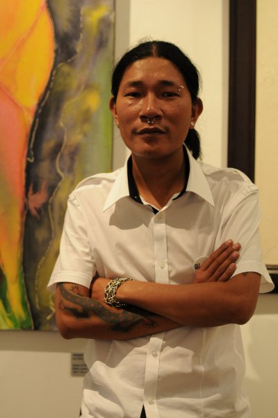 Le Ngoc Thanh - a curator