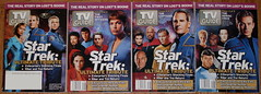 Star Trek TV Guide Covers April 17-23 2005