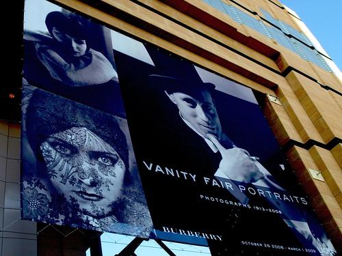 Vanity Fair Portraits Exhibit @LACMA