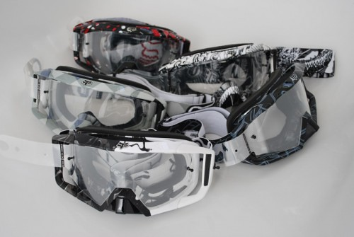 The new Fox Main pro Goggles