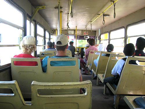 Bus to Bako