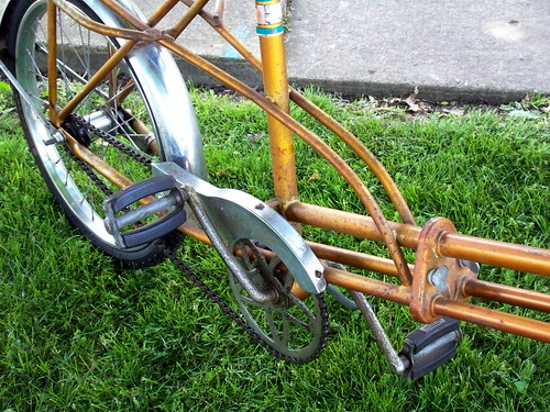 Sears Travel Bike (cont)