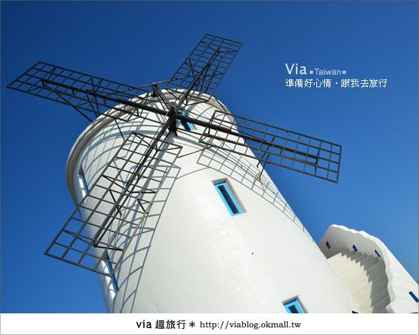 【澎湖民宿】遇見秘境~遇見經典浪漫的藍白風地中海民宿!7