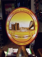 Hadrian & Border, Tyneside Blonde, England