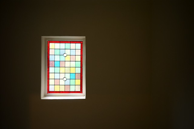 Hall Window (color)