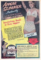 deluxe tummy flattener