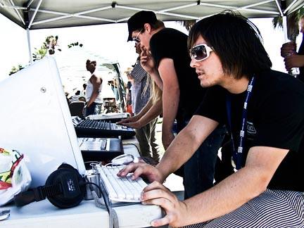 venice beach live sound production los angeles