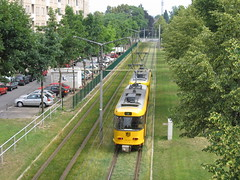LRT in Dresden