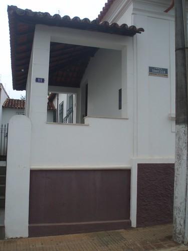 Milton's House