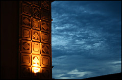Detalles del Hermano Pedro (anita gt) Tags: light sky detalle detail luz wall pared cielo guate antiguaguatemala blueribbonwinner mywinners abigfave flickrgt