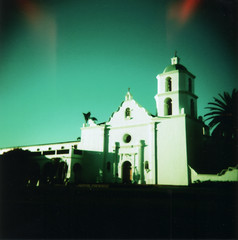 Old Mission San Luis Ray
