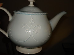 Swedish Lodge Teapot