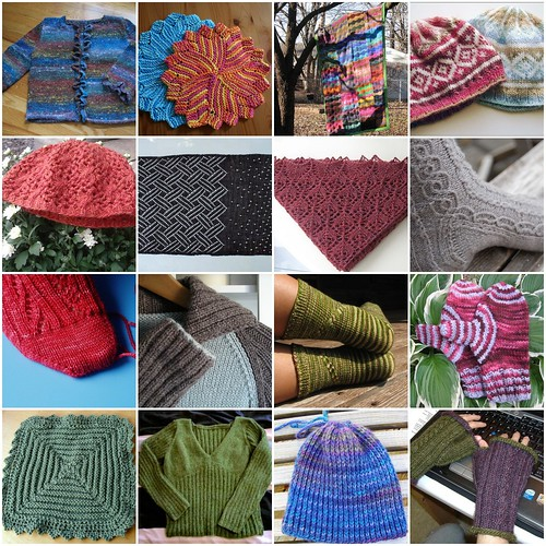 Knitting Inspirations, 2008-style