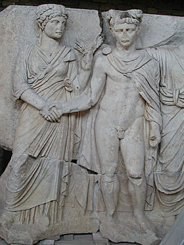 agrippina and claudius relationship to prince