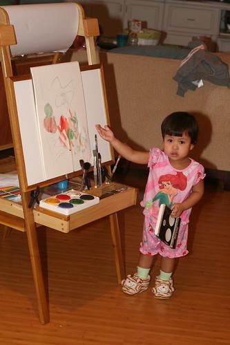 Artist Gracie