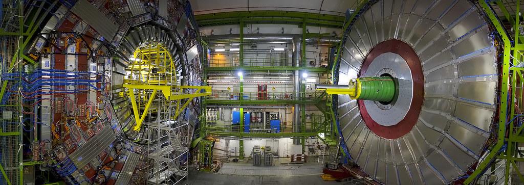 CERN LHC Acelerador de partículas