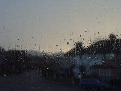 Rain :( (KevinAndrew350) Tags: london window rain droplets harrow