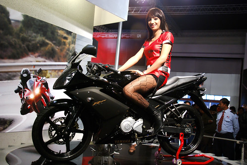 2009 Yamaha YZF-R15 Black Edition