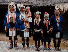 Generations (Paul in Japan) Tags: family people thailand asia tribe