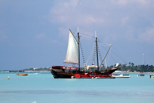 Pirates in Aruba????? by *Michelle*(xena2542)-on/off flickr.