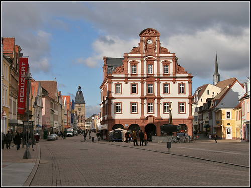 Speyer Plaza